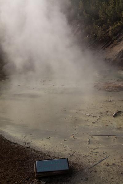 Monarch Geyser Crater