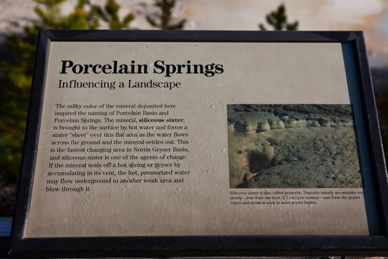 Porcelain Springs