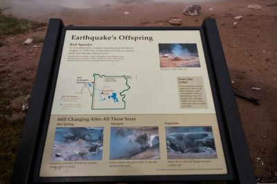 Earthquake's Offspring