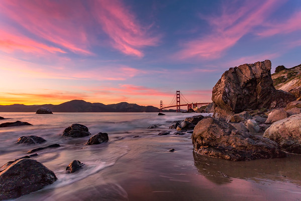 Golden Gate Magic || San Francisco, CA
