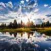 Schwabacher landing / Grand Teton, USA