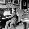 Richards at a 'William Mylius' piano