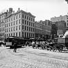 NYC - Dead Man's Curve - Southwest corner of Union Square