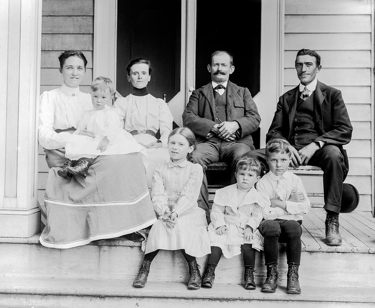 J. Ackermann & Family