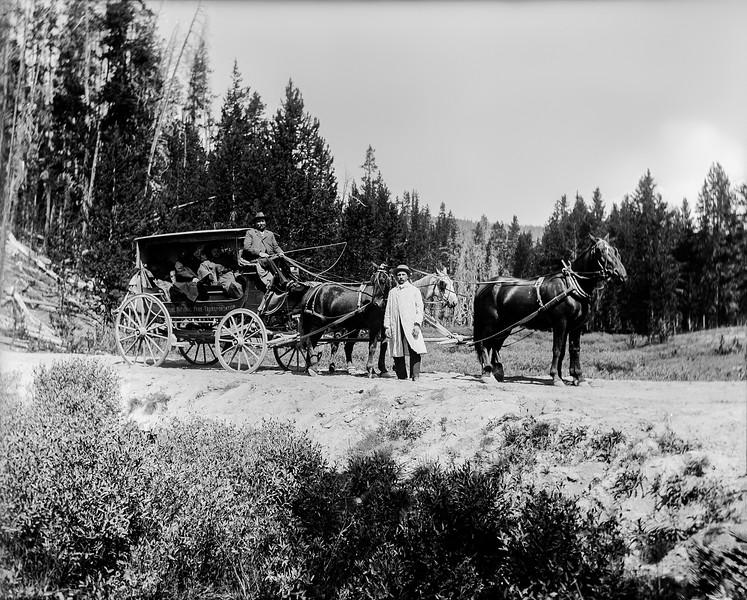 Yellowstone National Park Transportation