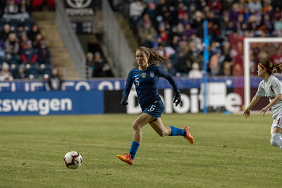 2019 She Believes Cup: USA vs. Japan Feb. 27