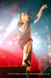 Ugly Kid Joe at Hard Rock Hell VI