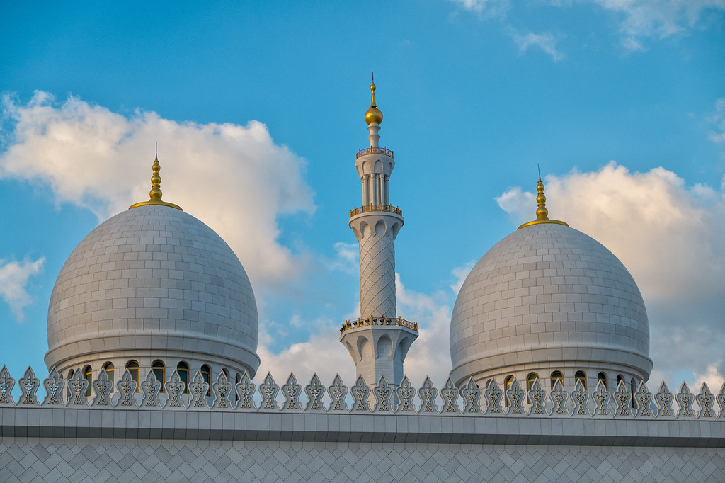 Sheik Zayed Grand Mosque, Abu Dhabi