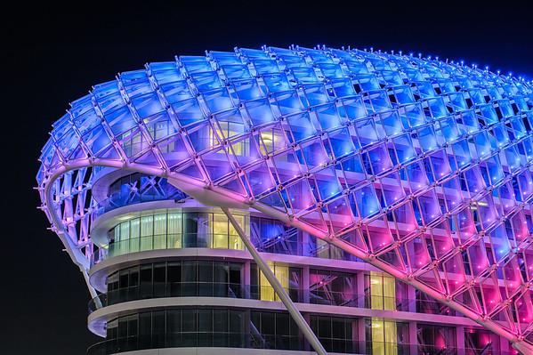 The Yas Hotel, Abu Dhabi, UAE