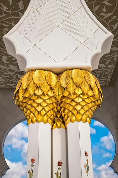Sheik Zayed Grand Mosque, Abu Dhabi
