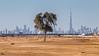 The desert is becoming smaller, Dubai