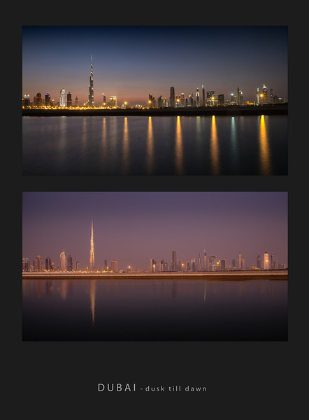 2013 Pic(k) of the week 42: Dubai - Dusk till Dawn