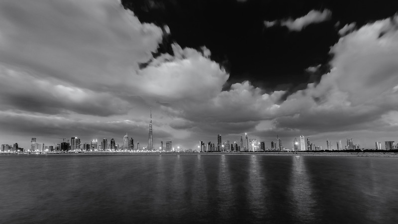 2013 Pic(k) of the week 52: Cloudy skies over Dubai