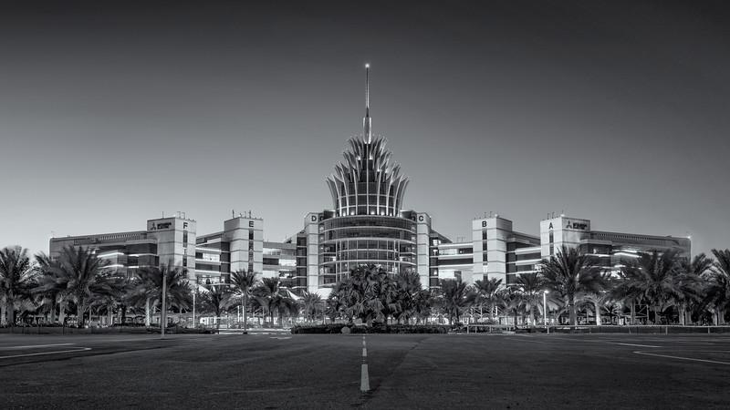 Desert Spaceship, Dubai Silicon Oasis