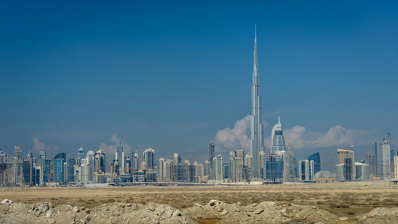 2012 Pic(k) of the week 50: Another Dubai skyline