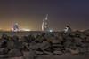 Time to reflect on the day, Jumeirah Beach Dubai
