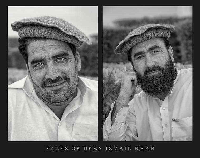 Faces of Dera Ismail Khan