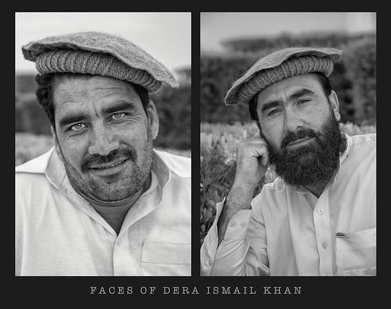 Faces of Dera Ismail Khan