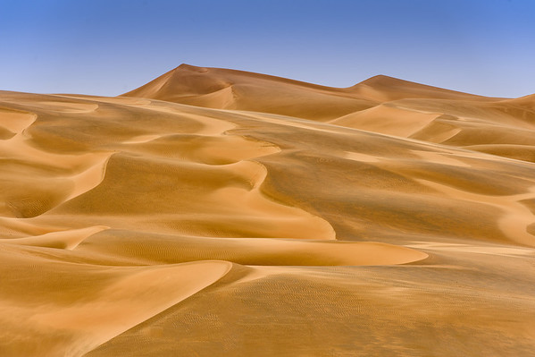 The Empty Quarter desert