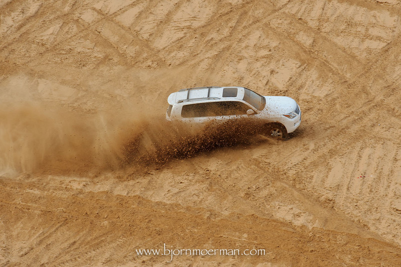 Moreeb dune racing