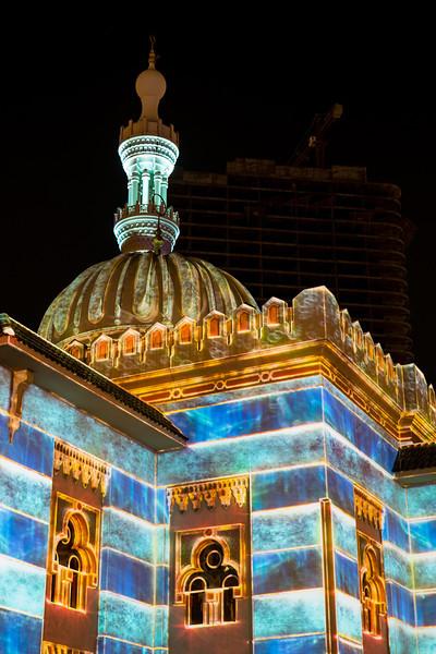 Sharjah Light Festival 2013