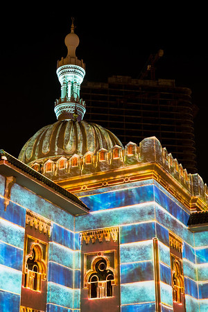 Sharjah Light Festival 2013