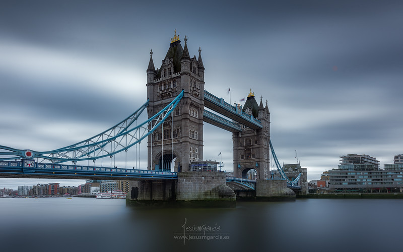 Tower Bridge - London - United Kingdom