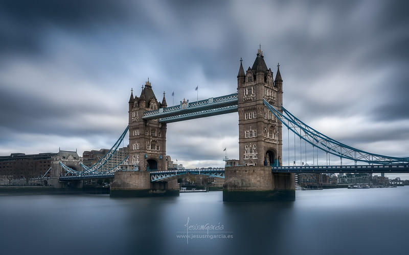 Tower Bridge 02- London - United Kingdom