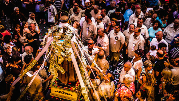 Video - Opening Ceremonies - St. Anthony's Feast 2013