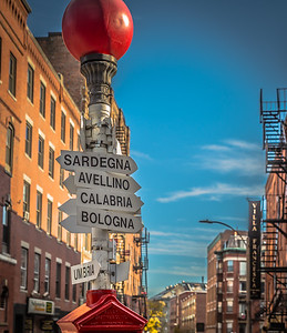 This way to Italy