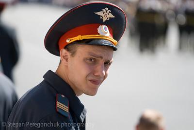 Youns policeman
