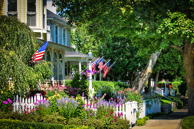 Main Street, Harbor Springs, MI