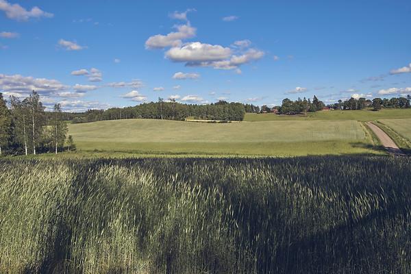 Finnish landscape