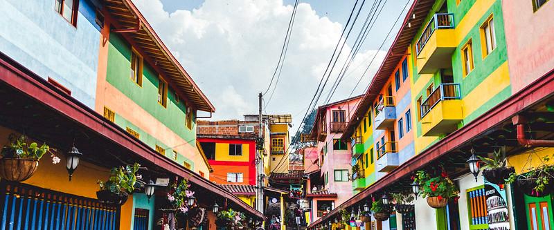 Colours of Guatape