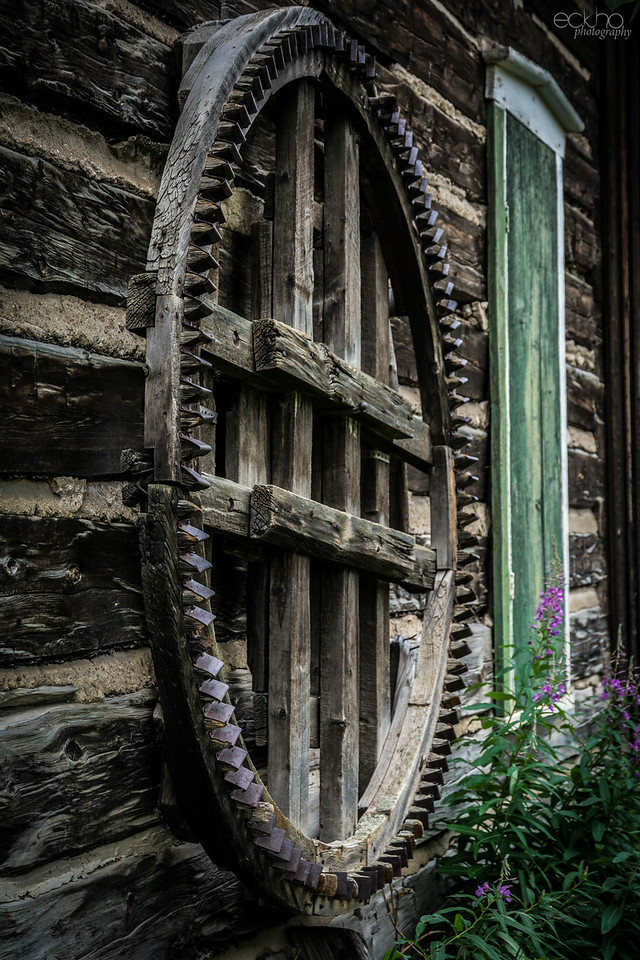 Gears and Houses