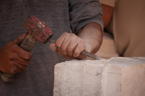 Stone Carving Festival 2012