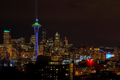 Kerry Park Seattle, Washington