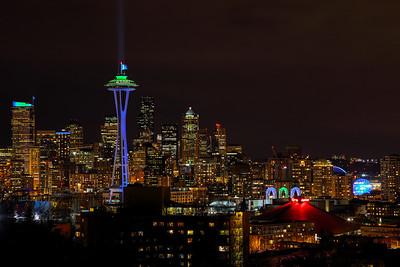 Kerry Park Seattle, Washington