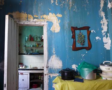 Interior, Santiago de Cuba