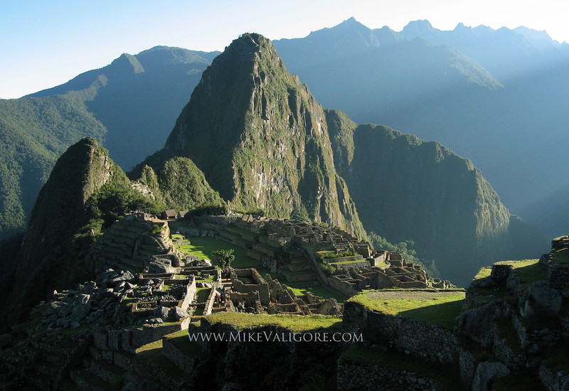 Inca Sunrise