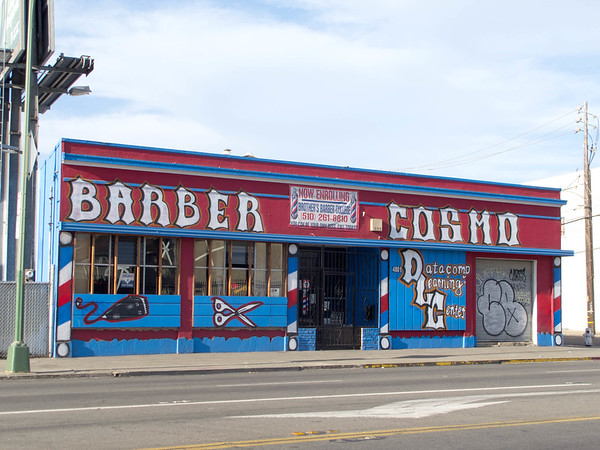 Barber Cosmo