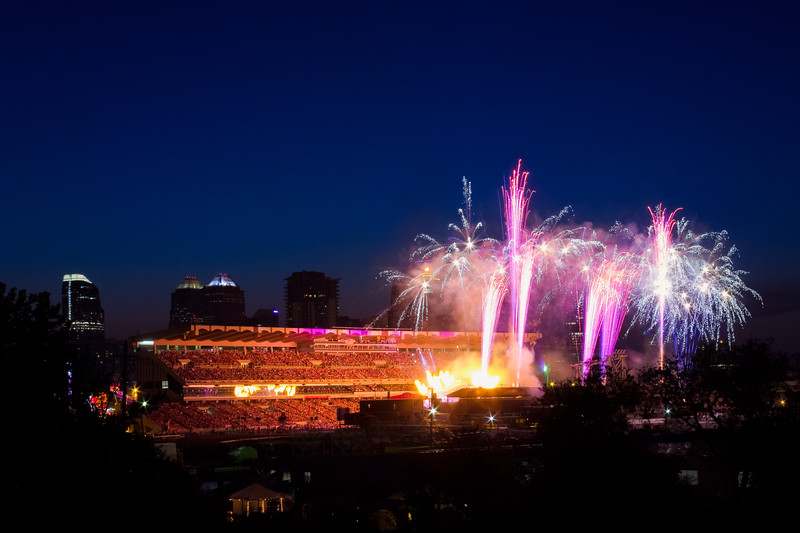 Grandstand Show