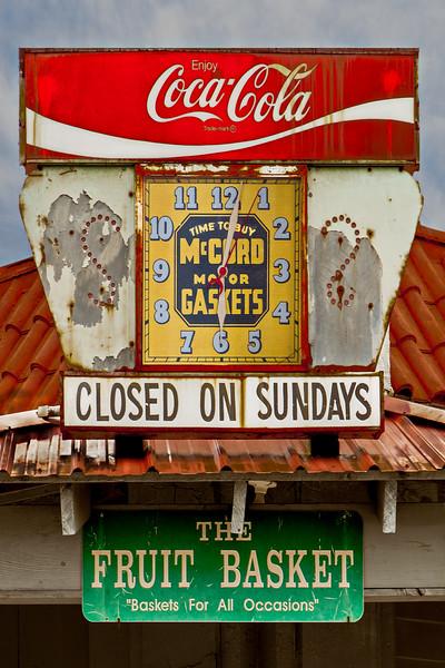 Closed Everyday
