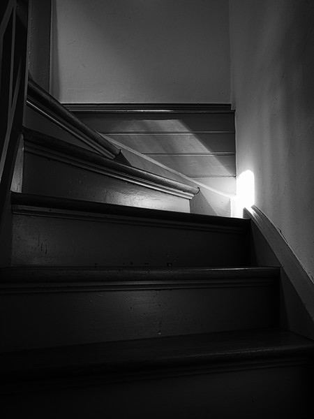 Treppe zum Licht/Stairway to light 23 juli 2020