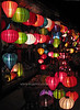 Hoi An Lanterns<br /> <br /> The many-colored lanterns at the shops in Hoi An are best seen in the early evening.