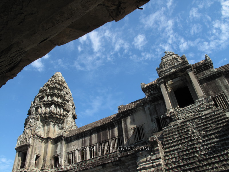 Angkor Wat (detail)