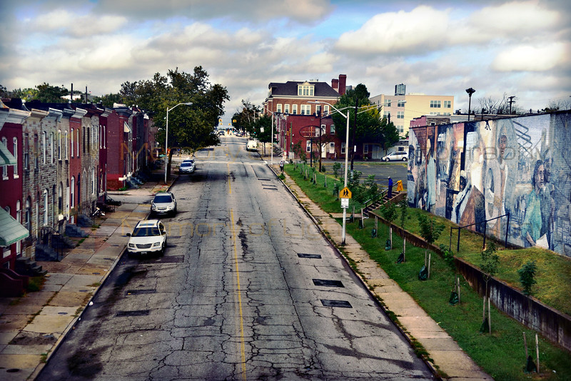 Streets of Baltimore