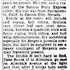 Broncho Charlie - The Record - April 26, 1951