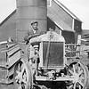 Gardiner Farm - Fred Filer on the Iron Horse - 1923