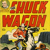 The Chuck Wagon - Sheriff Bob Dixon #1 comic book - Nov. 1950